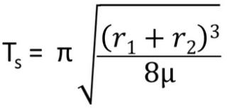 Transfer Time Equation