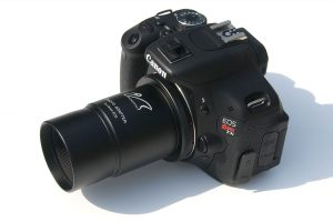Shown is a 2-inch T-2 Mount attached to Canon EOS Rebel T3i. Credit: Mike Barrett/www.wired4space.com