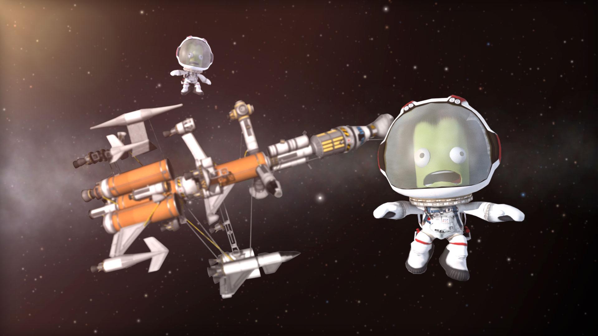 """Mission Control, we have a problem."" Credit: Squad, Monkey Squad S.A de C.V."