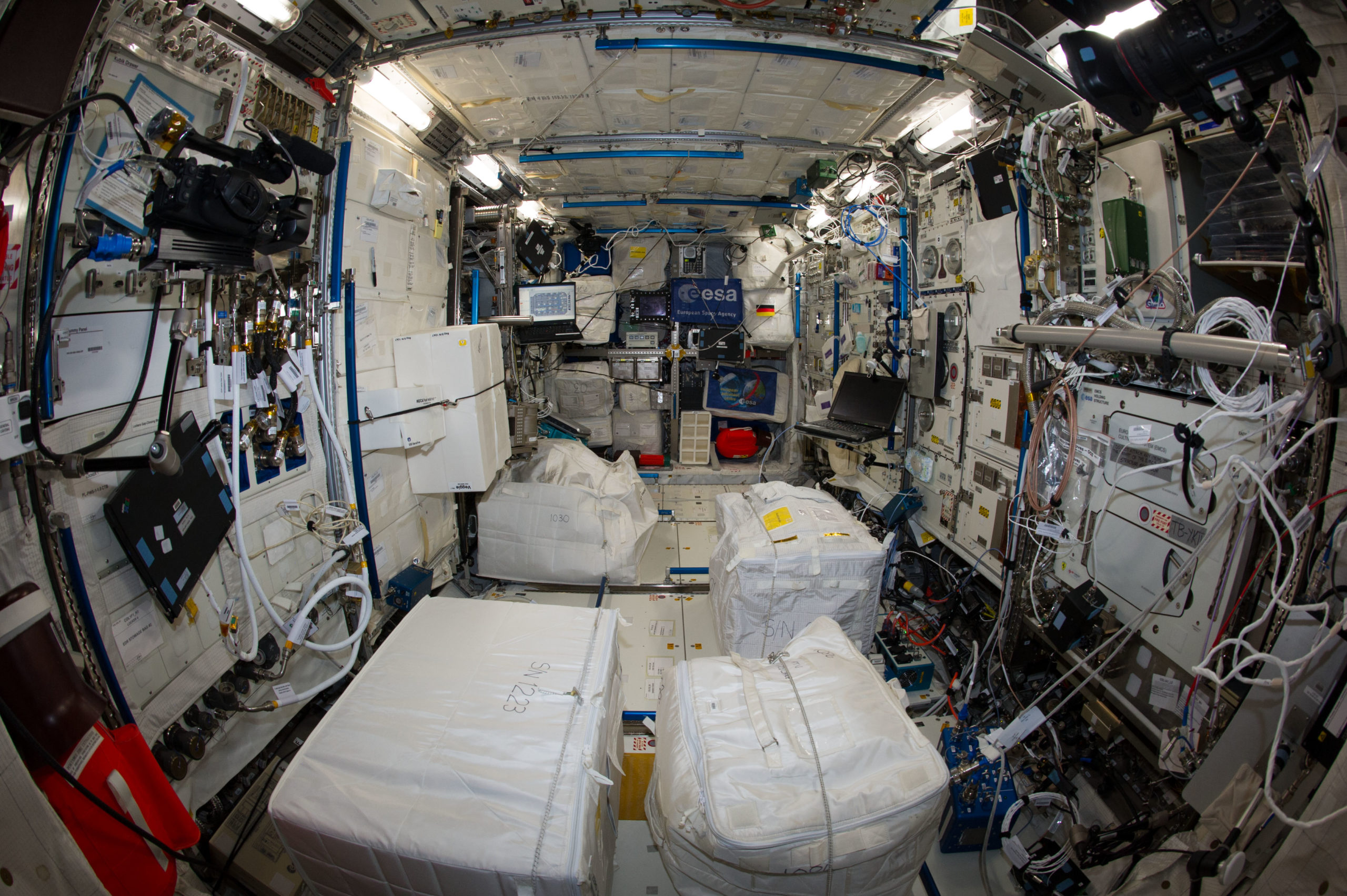 Why the International Space Station is riddled with bacteria - RocketSTEM